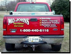 Mo Johns Portable Toilets Bathroom Trailers